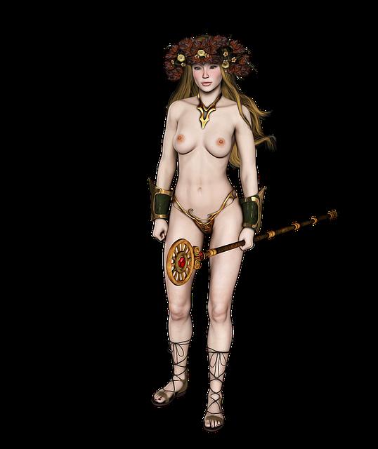 Public Women Nude