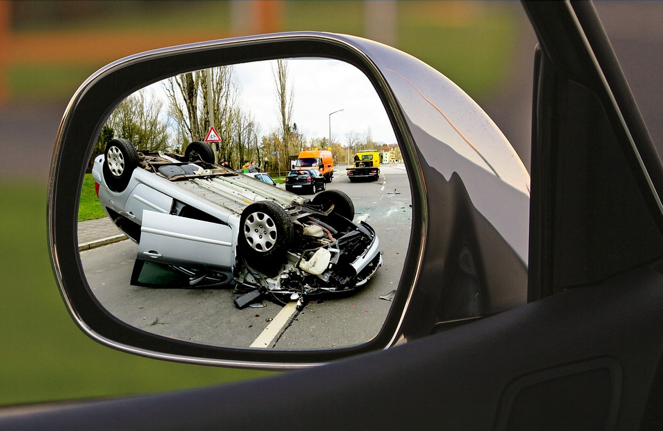 Accident de voiture | Photo: Pixabay