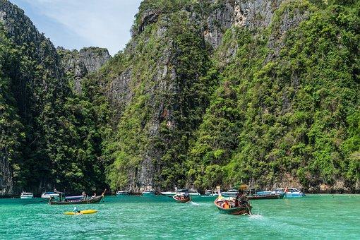 Tour De La Isla De Phi Phi Phuket Tailandi