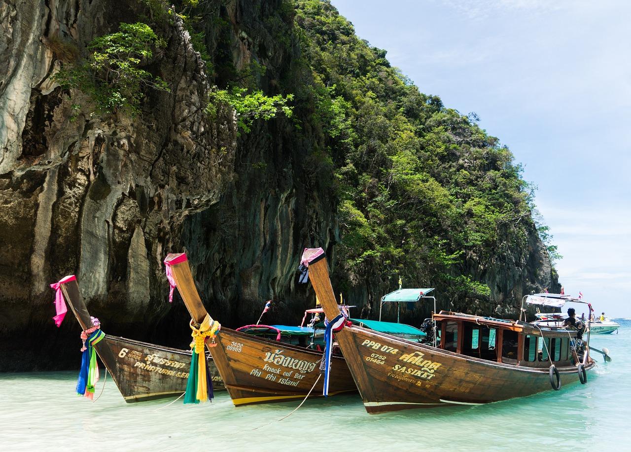 калининграда пхи пхи таиланд фото туристов простая