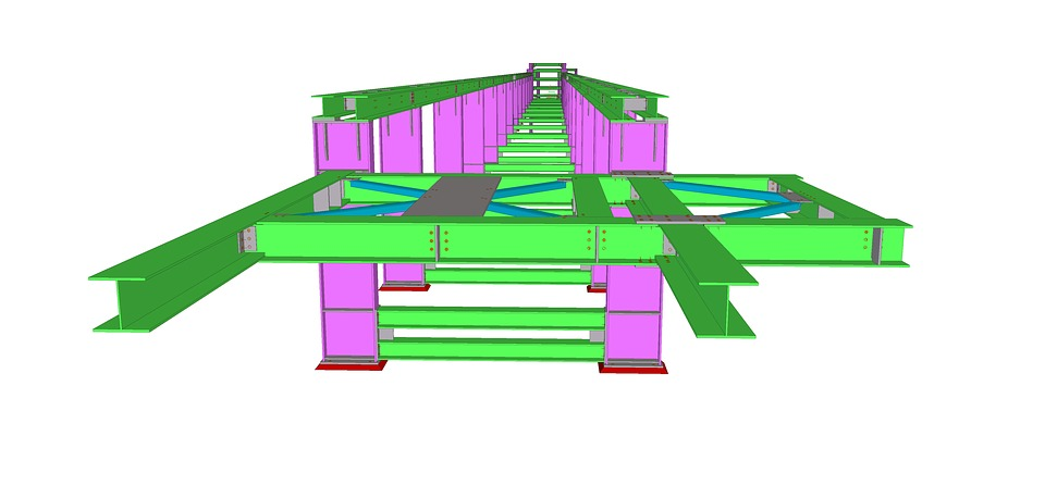 Architecture Blueprints 3d free illustration: architecture, blueprints, 3d - free image on