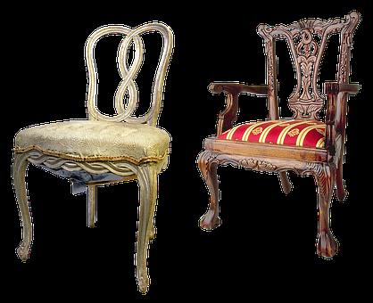 Armchair Chair Furniture Sofa Seat Empire