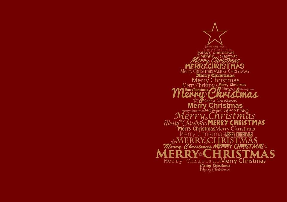 Weihnachten Karte Christbaum · Kostenloses Bild auf Pixabay