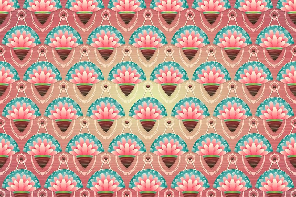 Sfondo Floreali Modello Rosa Immagini Gratis Su Pixabay
