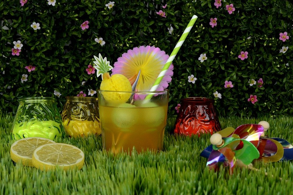 Garden PartyFree images on Pixabay