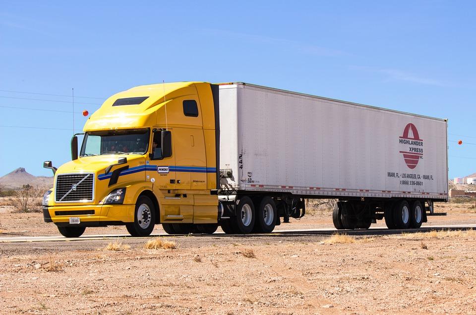 Truck Semi Semi-Truck · Free photo on Pixabay
