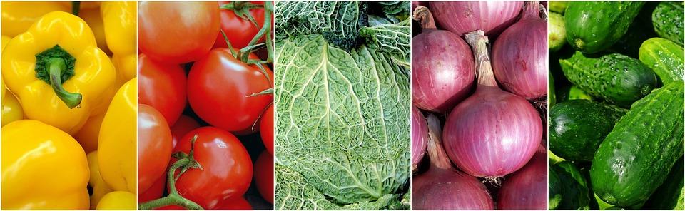 Verdure, Cibo Collage, Collage Di Foto, Cibo, Collage