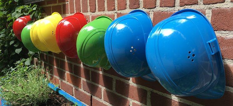 Jaune, Rouge, Bleu, Vert