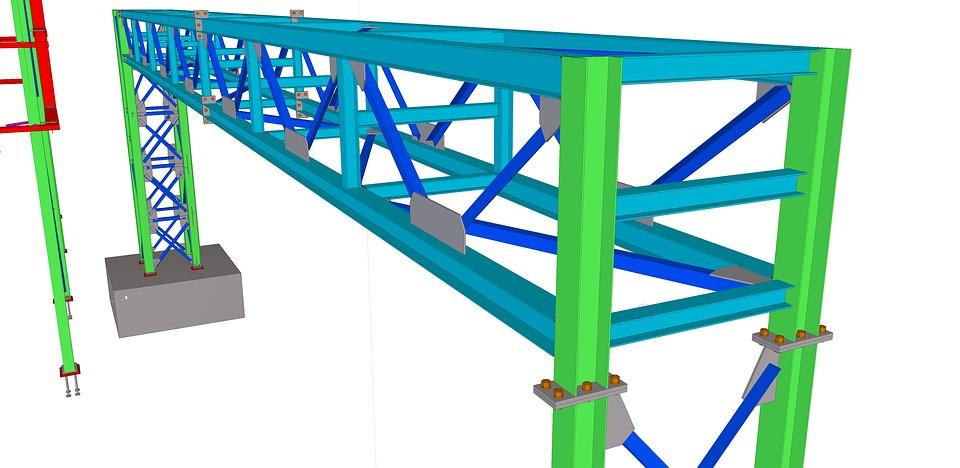 Architecture Blueprints 3d free illustration: architecture, blueprints, 3d - free image on
