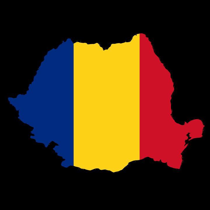 Rumänien, Flagge