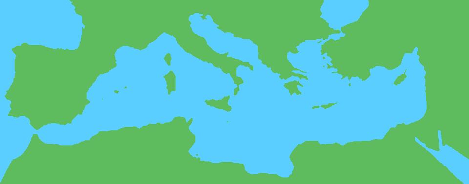 Mittelmeer Karte.Mittelmeer Landkarte Geografie Kostenloses Bild Auf Pixabay