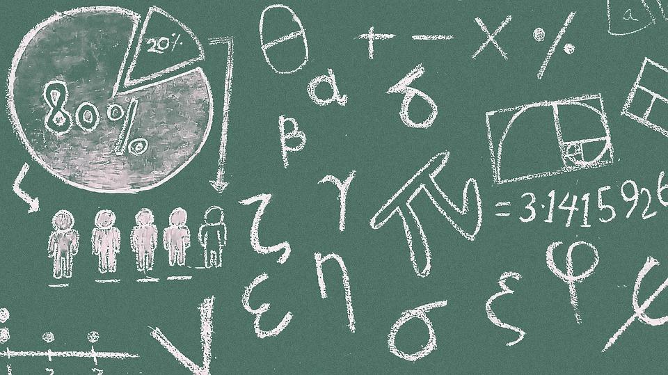扇形等分-突然想到的一个数学问题