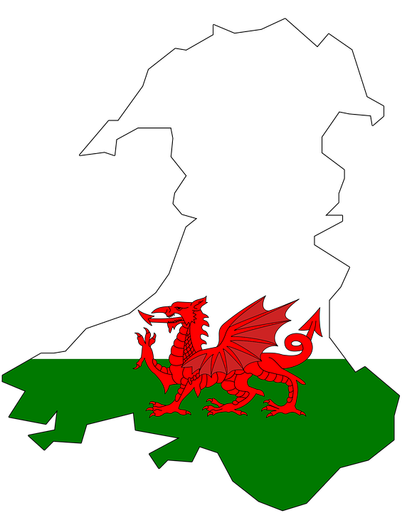 Free illustration wales map flag coat of arms free image on pixabay 1500761 - Logo pays de galles ...