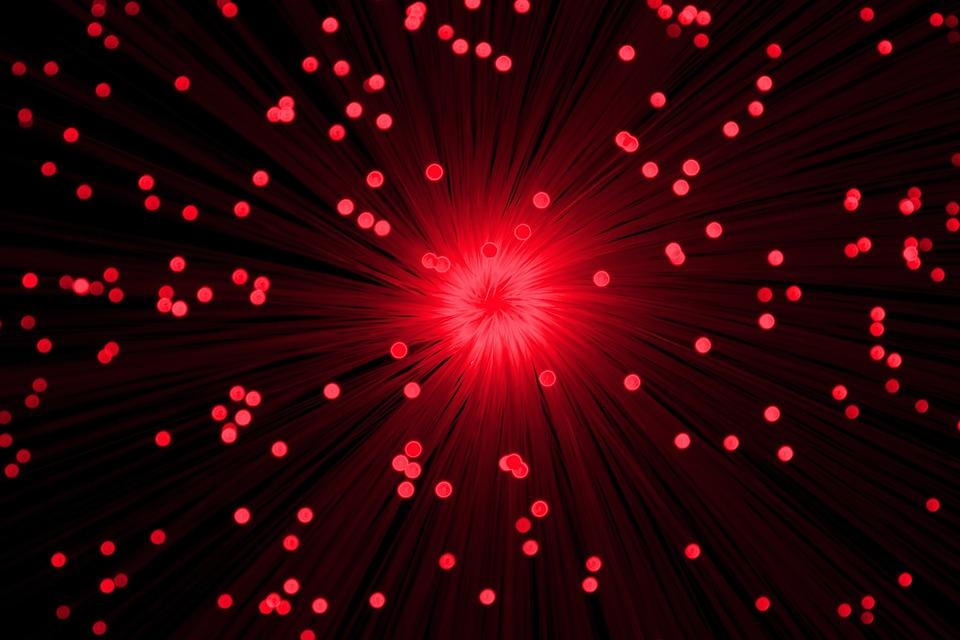 Ot Fiber Optic Light Center - Free image on Pixabay