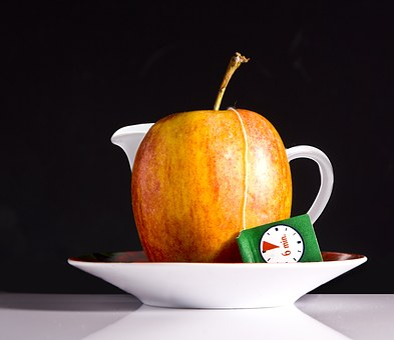 Tee, Apple, Sachet De Thé