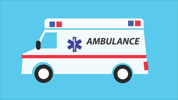 Ambulance, Medical, Vehicle, Health