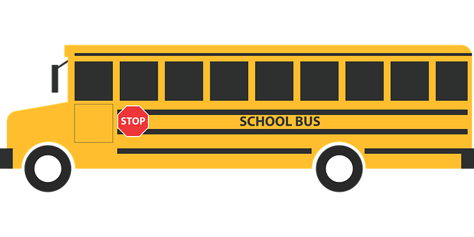 200 Free School Bus Bus Images Pixabay