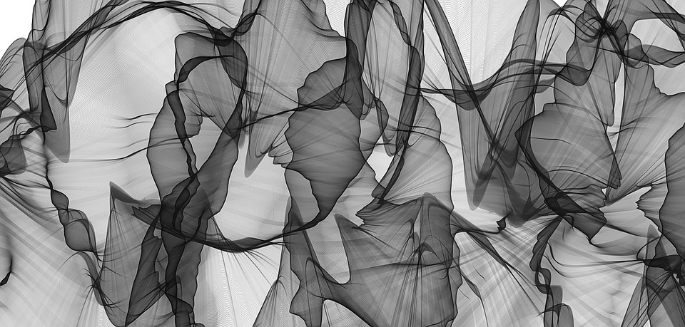 free illustration abstract black and white free image on