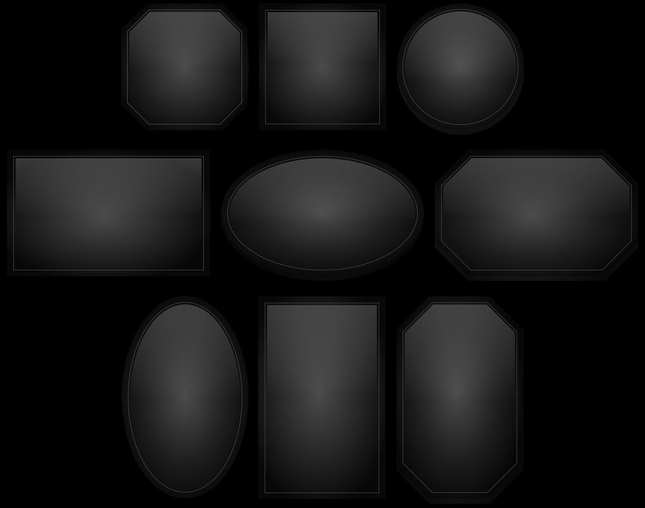 Frames Black Photo Frame Picture · Free image on Pixabay