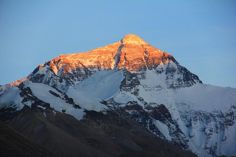 Tibet, Mount Everest, Treking, Piesze Wycieczki, Góry