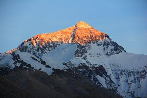 Tibet, Mount Everest, Trekking, Hiking