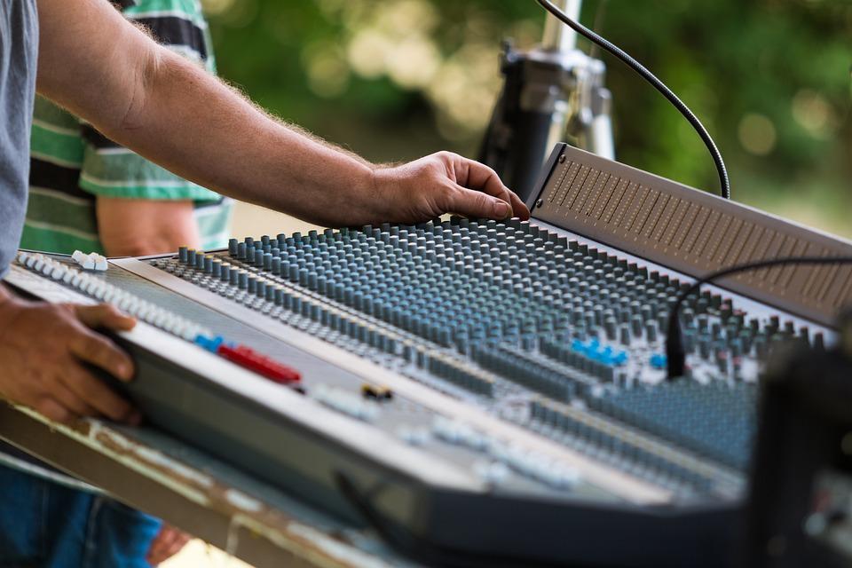 Sound Mixer Mixing Board - Free photo on Pixabay