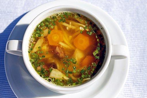 Soup, Beef Soup, Noodle Soup