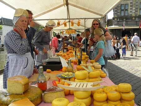 Alkmaar, Cheese, Cheese Market, Culture