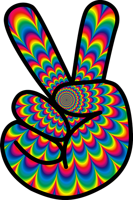 Free illustration: Psychedelic, Peace, Hippie, 60S - Free ...
