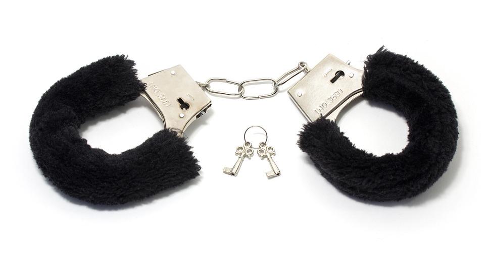 Секс наручники