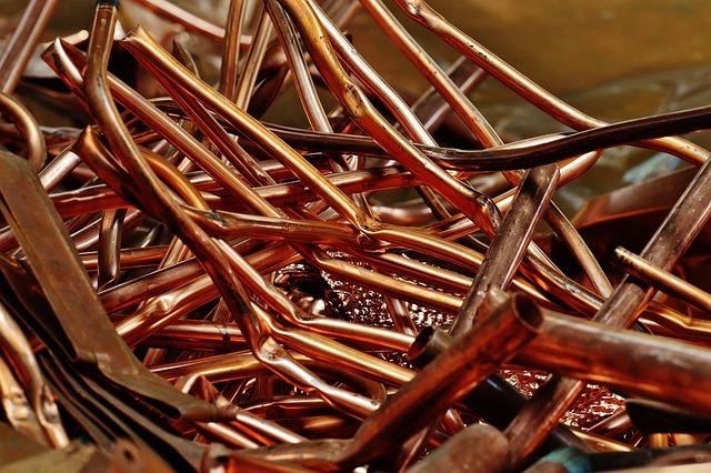 Copper Scrap Metal - Free photo on Pixabay