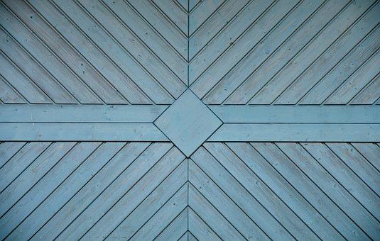 Garage Door Texture Wooden Wall Panels Bac