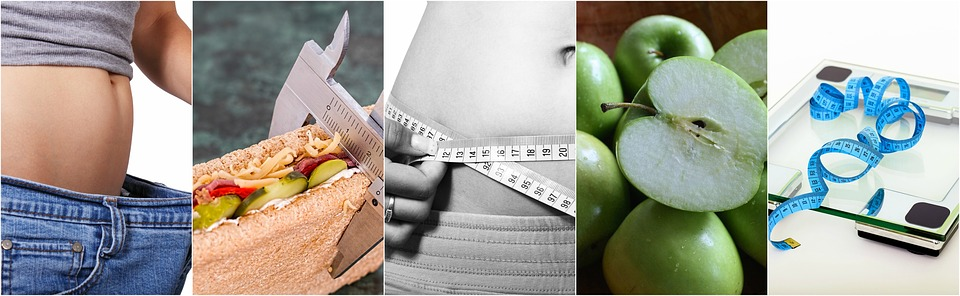 Dieta, Collage Di Dieta, Sano, Fitness, Collage