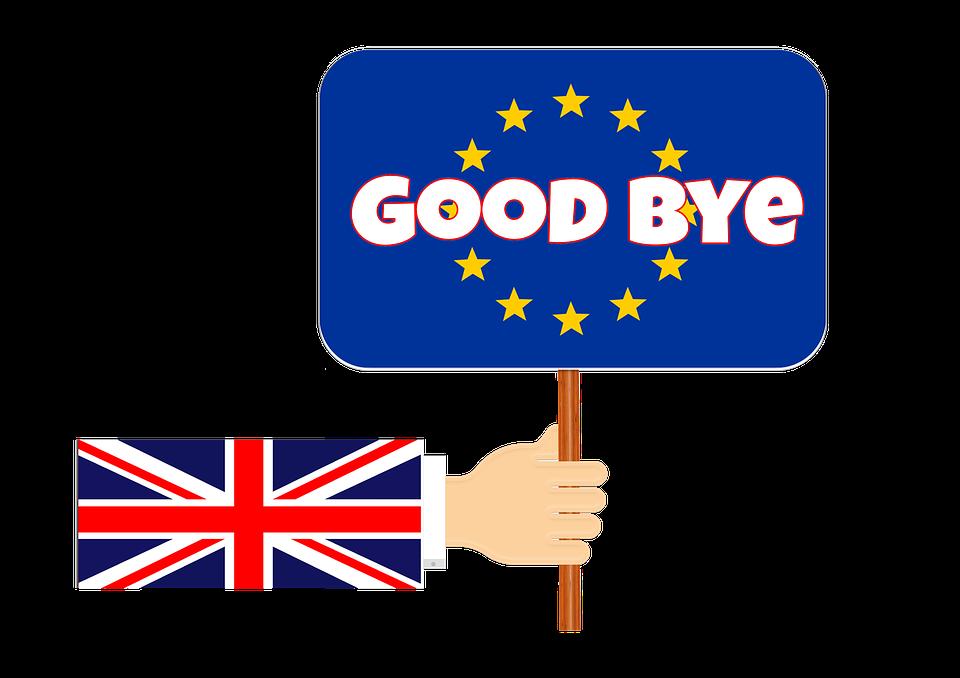 Brexit, Eu, Europese, Vlag, Groot Brittannië
