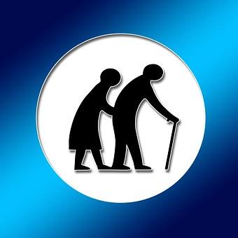 Senioren, Altenpflege, Altenheim