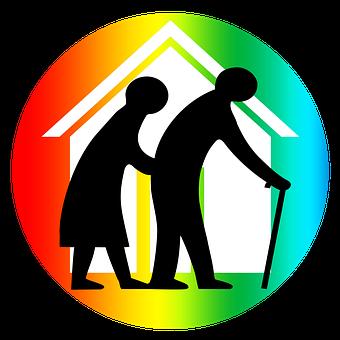 Personas Mayores, Cuidado De Ancianos