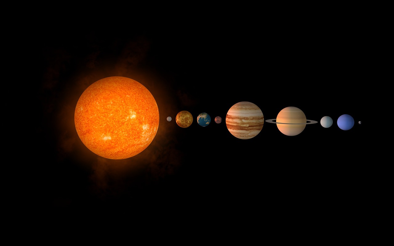 Planets- different length of a day