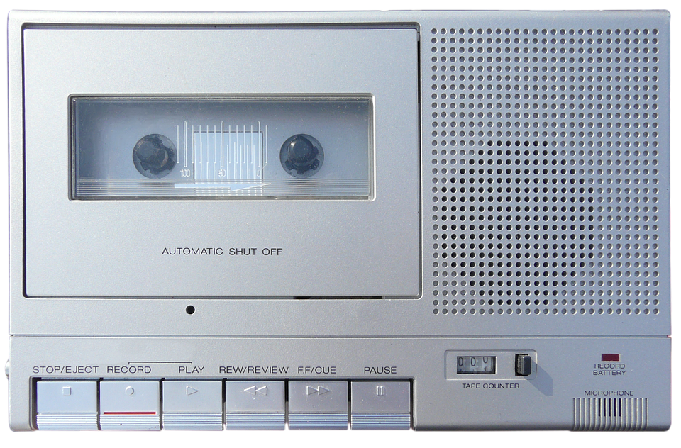 cassette recorder player 183 free photo on pixabay
