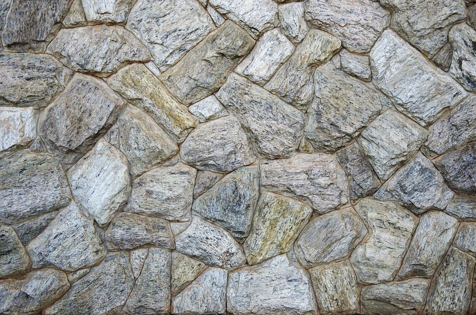 Fachada de piedra com piedra para fachada casa y jardn - Piedras para fachada ...