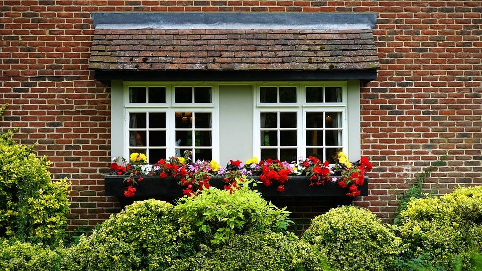 Къща, Прозорец, Начало, Къща Прозорец, Архитектура