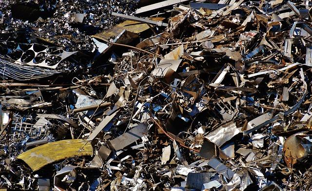 Steel Scrap Metal : Free photo iron scrap metal image on