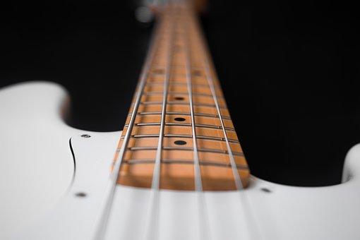 Bass, Guitar, Instrument, E Bass