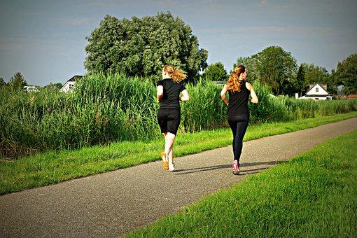 Jogging, Fitness, Exercise, Training