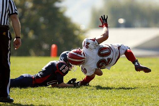 Football, American Football, Sport, Ball