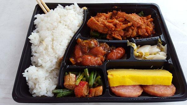 韓国のお弁当, Lunch, お弁当, ベクジョンウォン