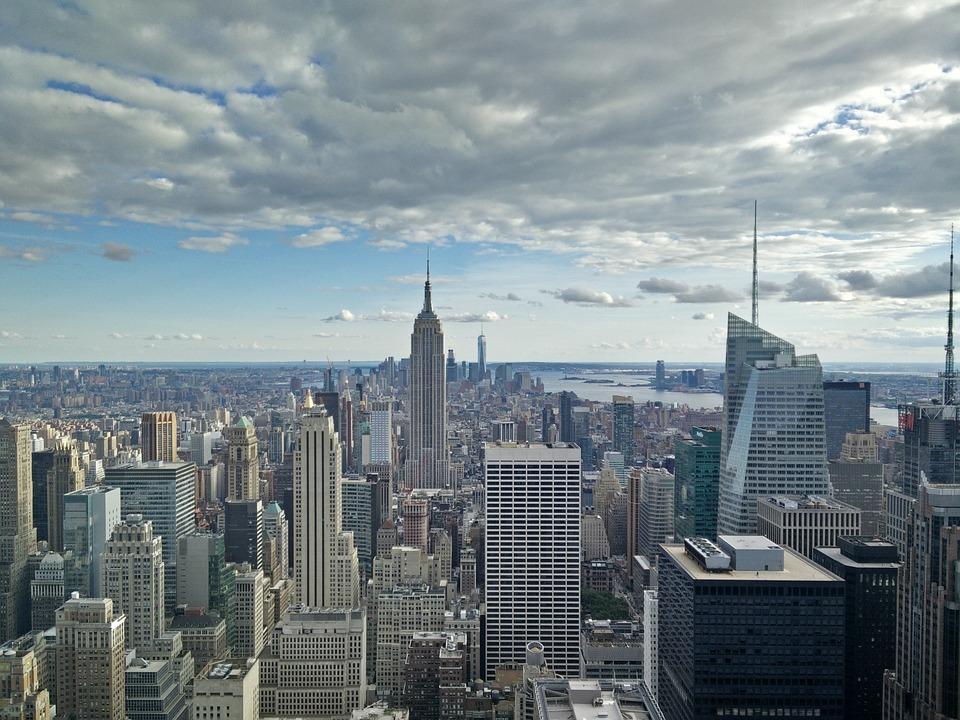 New York City Rockefeller Center Free Photo On Pixabay