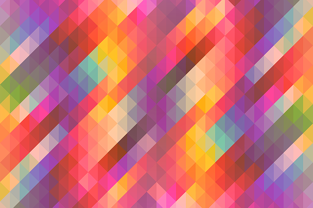 Fondo De Pantalla Abstracto Barras De Colores: Free Illustration: Abstract, Background Colorful