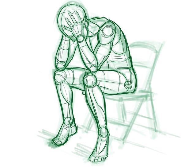 Sad Boy Alone Quotes: Lonely Man Crying · Free Image On Pixabay