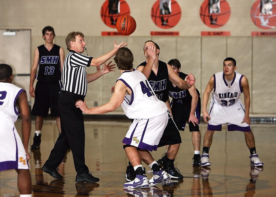 バスケット ボール, スポーツ, ゲーム, ボール, 再生, 裁判所, アクション, アクティビティ, 競争