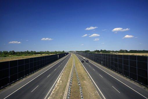 Autostrada, Droga, Szosa